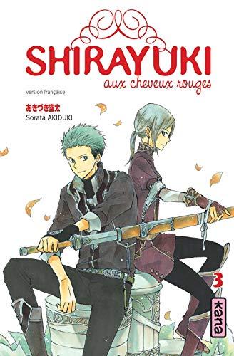 Shirayuki aux cheveux rouges, tome 3