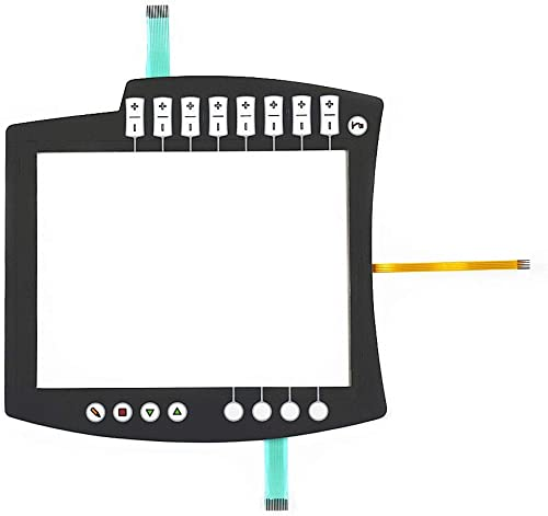 new arrival New Membrane 00-168-334 Keypad outlet online sale + touch glass panel For KUKA online teach pendant KRC4 outlet sale