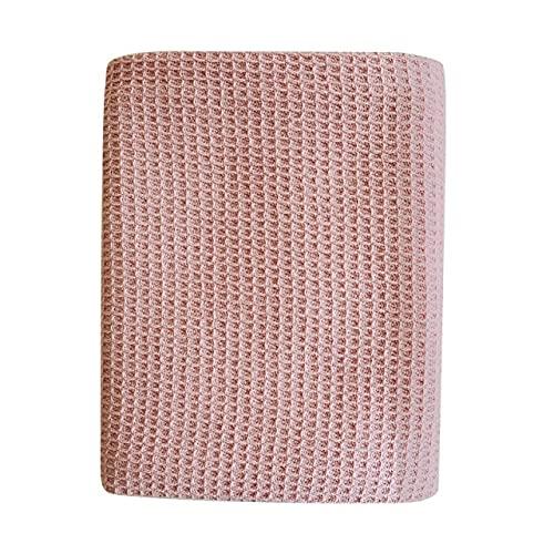 DUNGS 4 Uds servilletas de Mesa de algodón algodón Cocina patrón de gofres Toalla de té Absorbente de Platos Toallas de Limpieza servilleta de cóctel para Bodas