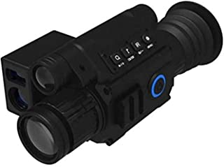 Image of SPRIS HD Digital Day/Night Vision Scope Built-in Rangefinder 200m Viewing Distance HD Camera Monocular for Darkness Hunting with Smart Night Vision
