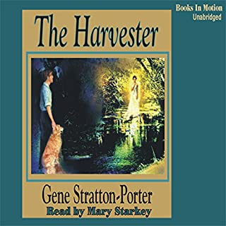 The Harvester audiobook cover art