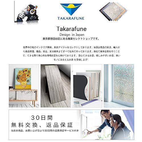 Takarafuneウォールステッカー木鳥壁紙シールウォールシール北欧木60*90cm*2枚