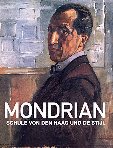 PIET MONDRIAN : Schule von Amsterdam, Den Haag und De Stijl Bewegung