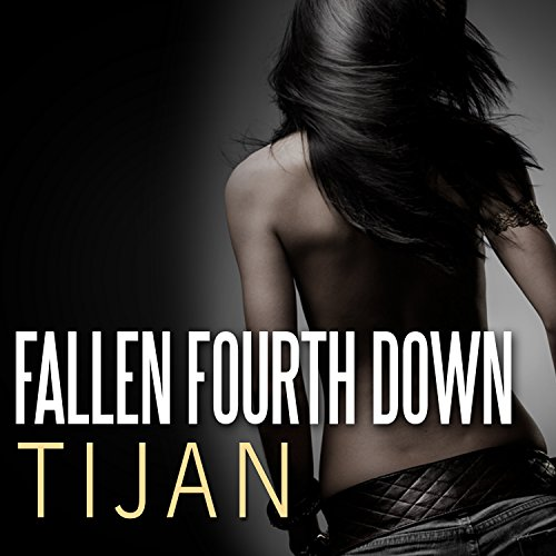 Fallen Fourth Down audiobook cover art