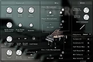 KAWAI EX Pro -ピアノ音源-