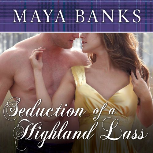 Seduction of a Highland Lass audiobook cover art