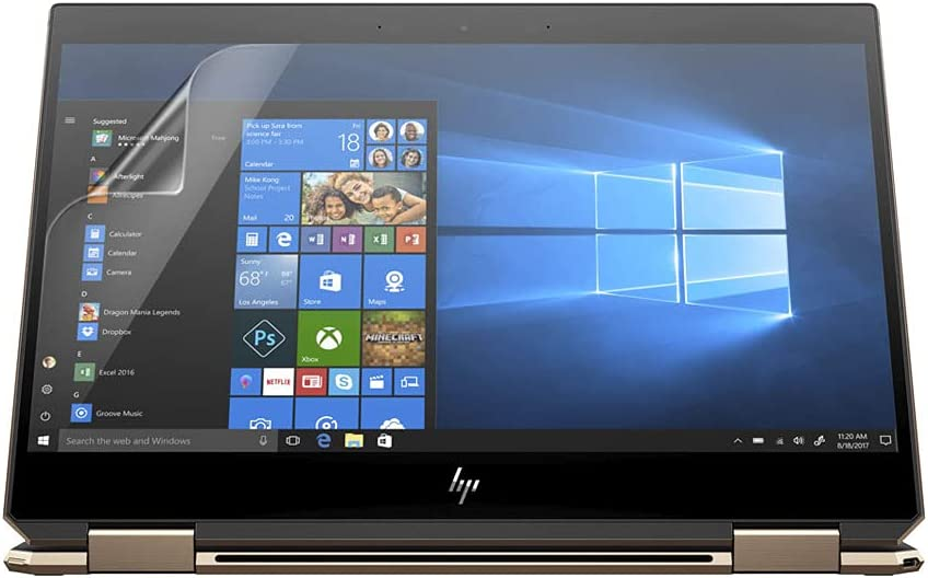 Celicious Matte Anti-Glare Screen Protector Film Compatible with HP Spectre x360 13 AP000 [Pack of 2]