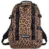 SUPREME 20FW Backpack シュプリーム バックパック リュックサック カバン バッグ レオパード ヒョウ柄
