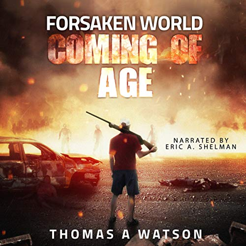 Couverture de Forsaken World: Coming of Age