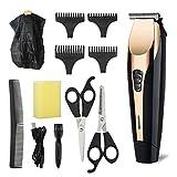 YAGU Tondeuses à Cheveux Rasoir à Barbe Kit de Coupe de Cheveux Électrique pour Hommes