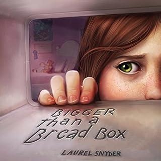 Bigger than a Bread Box audiobook cover art