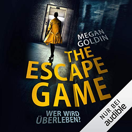 The Escape Game (German edition) cover art