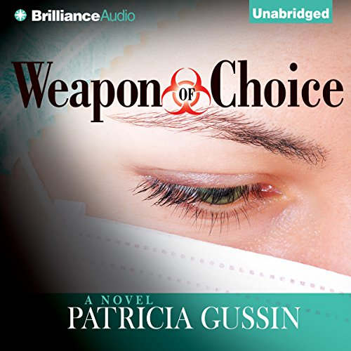 Weapon of Choice audiobook cover art