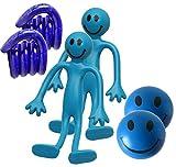 StressCHECK Jugar Juguetes–Azul Fiddle Kit...