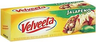Kraft, Velveeta, Jalapeno, 16oz Bar (Pack of 4)