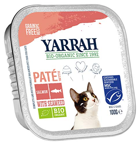 Yarrah -   Bio-Katzenfutter