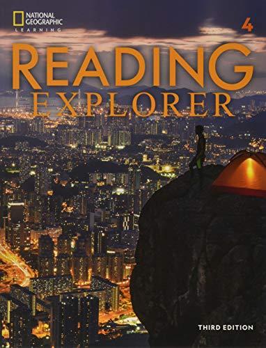 Reading Explorer 4: Student Book and Online Workbook Sticker