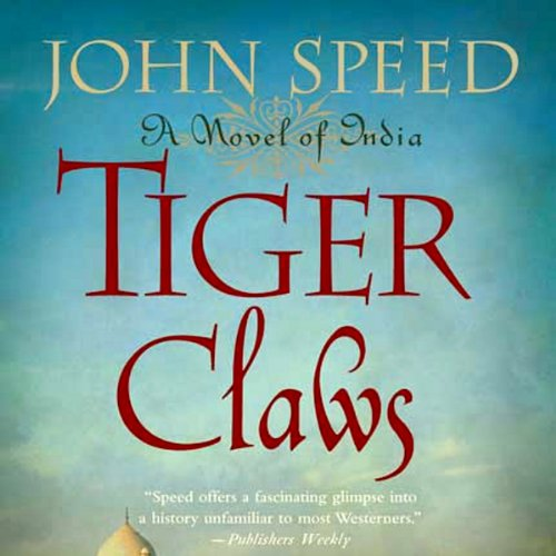 Tiger Claws audiobook cover art