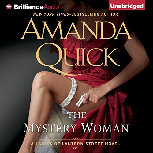 The Mystery Woman audiobook cover art