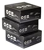 OCB PREMIUM SLIM papier à rouler King Size x 50 - 3 boxes