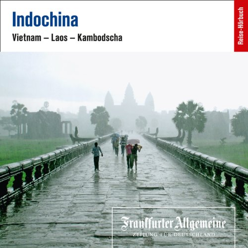 Indochina audiobook cover art