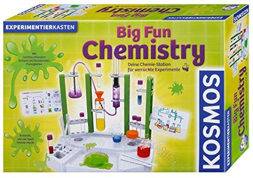 KOSMOS 642105 - Big Fun Chemistry Experimentierkasten