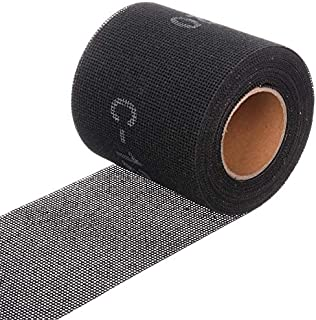 Silicon Carbide Sanding Mesh | Sanding Screen Roll 6m(6.5yd) Long 10.6cm(4-1/10inch) Wide,220 Grit