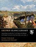 Early English Poets; The Complete Poems of Robert Herrick. In Three Volumes, Vol. II