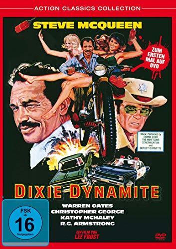 Steve McQueen: Dixie Dynamite (Dynamite Trio - Mädchen scharf wie Dynamit)