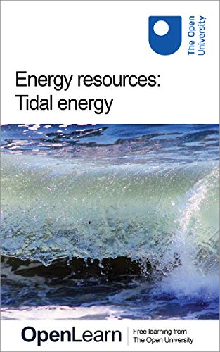 Energy resources: Tidal energy