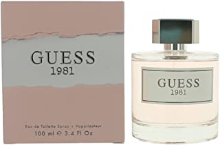 Guess 1981 for Women, 3.4 oz EDT Spray