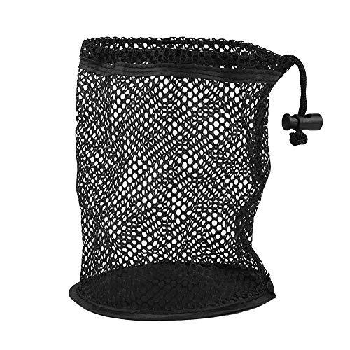 Starbun Golfballtasche - Golfballtasche mit Mesh-Netzen Nylon-Aufbewahrungshalter Golf Pouch Poke 50 Balls Collector (Größe : 25 Balls Collector)