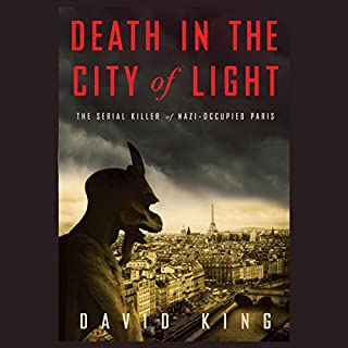 Death in the City of Light audiobook cover art