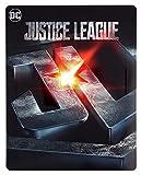 Liga de la Justicia Steelbook [Blu-Ray]+[Blu-Ray 3D] [Region Free] (Audio español. SubtĂtulos en español)
