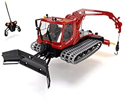 RC Pistenbully 600 Review