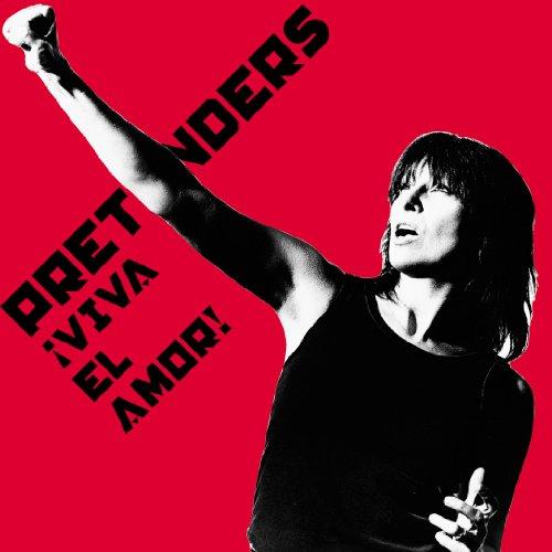 CD THE PRETENDERS - VIVA EL AMOR