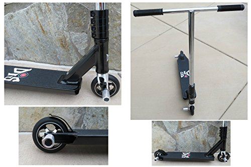 Fantastic Prices! DIS Assault Xtra Custom Pro Complete Scooter Professionally Assembled