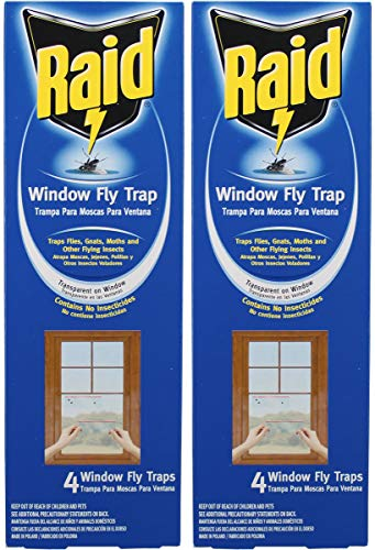 Raid Window Fly Trap2Pack