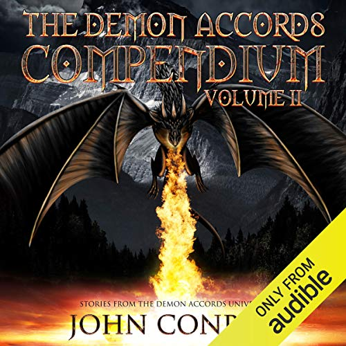 The Demon Accords Compendium, Volume 2 cover art