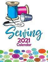 Sewing 2021 Calendar