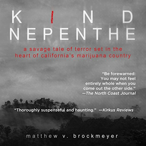 Kind Nepenthe audiobook cover art