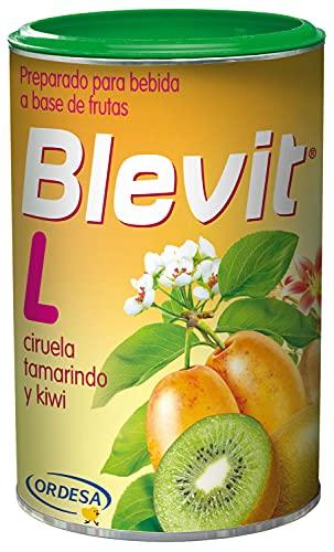 Blevit Laxante Infusión Instantánea Elaborada A Base de Extractos Solubles de Frutas, Ciruela, Tamarindo y Kiwi, 150g