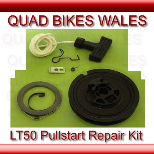LT50 LT 50 Pullstart Reparatie Kit #4 Quad ATV Pull Start