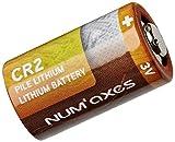 Num'axes Pile Lithium 3 V Cr 2