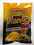Philippine Brand Dried Mango Tamarind Balls,...