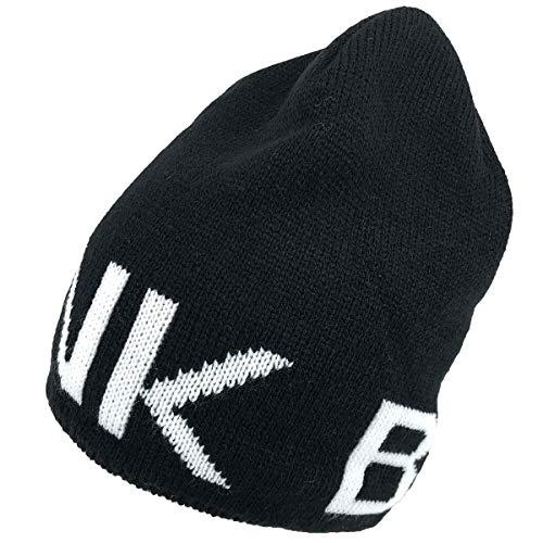 クランク CLUNK 日本正規品 メンズ レディース ニット帽 ニットキャップ 裏ボア素材 保温 防寒 ロゴジャガードデザイン ゴルフ