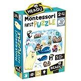 Headu- Montessori My First Puzzle The Pole (MU24711)