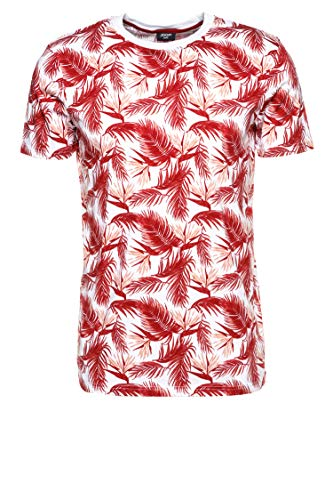 Joop! Herren T-Shirt Acun Rot XL