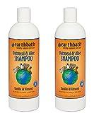 Earthbath 84002-2 All Natural Shampoo (2 Pack), 16...