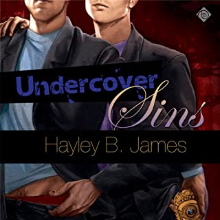 Undercover Sins audiobook cover art